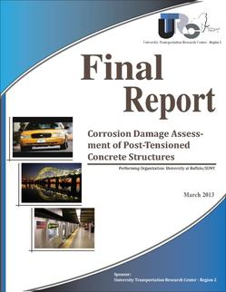 Corrosion Damage Assessment of Post-Tensioned Concrete Structures